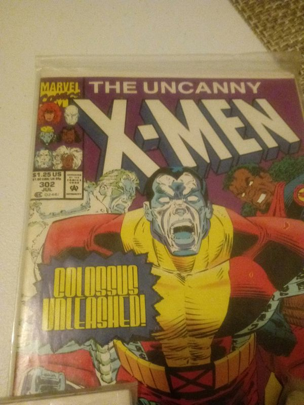 Marvel Comics (lot of 5 + 1 free)