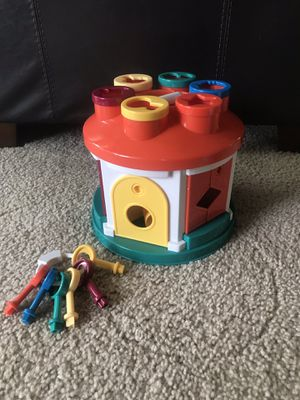 Kids puzzle toy -$10 for Sale in Mountlake Terrace, WA