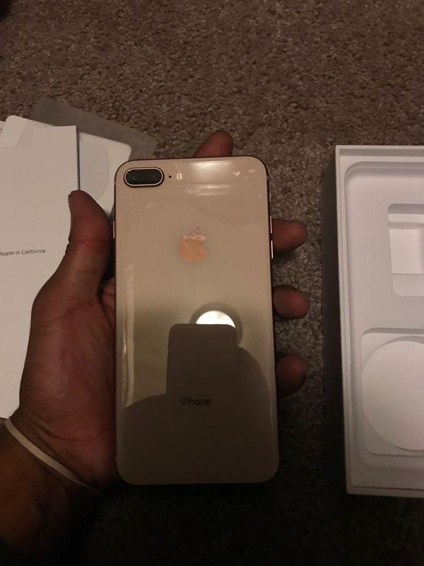Iphone 8 plus 64 gigs UNLOCKED
