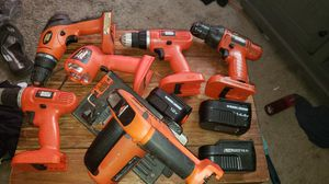 Black and decker tools for Sale in Elizabeth, WV