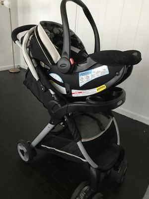Car seat with base & stroller for Sale in New Britain, CT