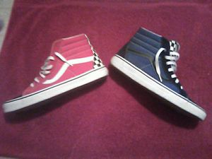 Vans mix n match size12 for Sale in Harrisburg, PA