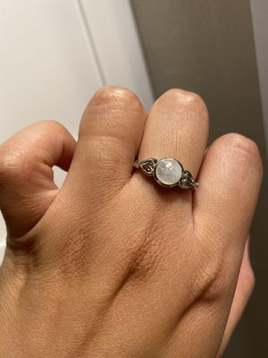 Sterling silver moonstone ring for Sale in San Diego, CA