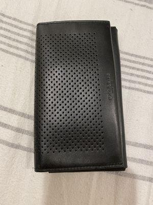 Coach Phone/ Wallet (Black) for Sale in La Habra, CA
