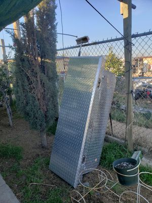 Tool box diamond plate 100 each for Sale in Bakersfield, CA