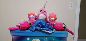 Set of plushies for Sale in Lynnwood, WA