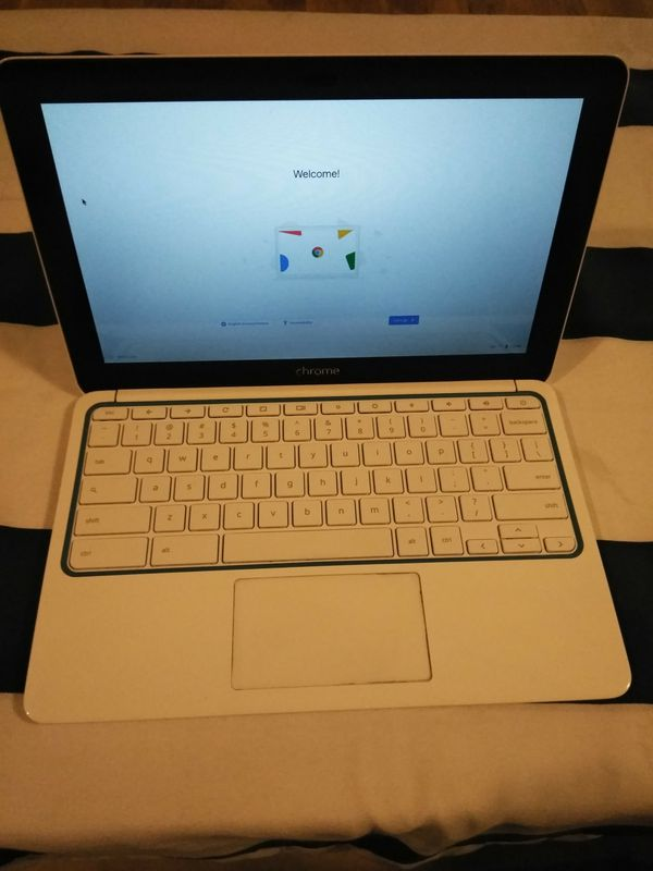 HP Chromebook (Google)