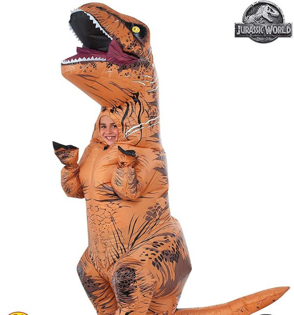 Childs T Rex costume