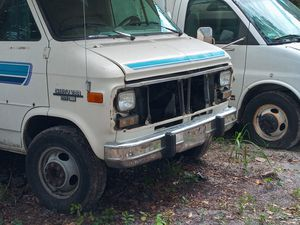 97 chevy g30 van front clip for Sale in Tampa, FL