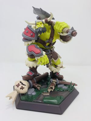 BLIZZCON® 2019 COMMEMORATIVE COLLECTIBLE - GRUNT STATUE for Sale in Arcadia, CA