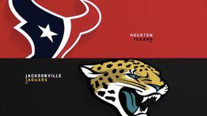 Texans vs Jaguars 2 Aisle seats + Parking Pass for Sale in Houston, TX