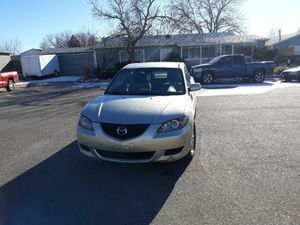 2005 mazda 3 174000 miles new clutch, brakes. 2500 firm great gas mileage. Great deal for Sale in Denver, CO
