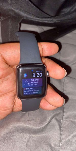 Apple Watch Series 3 for Sale in Romulus, MI
