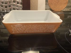 Pyrex Woodland 503 Refrigerator Dish for Sale in Renton, WA