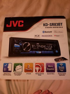 JVC radio for Sale in Fenton, MO
