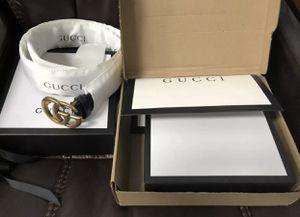 Authentic Gucci belt for Sale in Arlington, VA