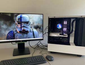 RTX 3070 gaming pc (Everything is included in the price)NO TRADE! for Sale in Fontana, CA