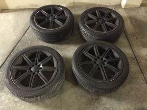Rims 17 inch 4 lugs for Sale in Los Angeles, CA