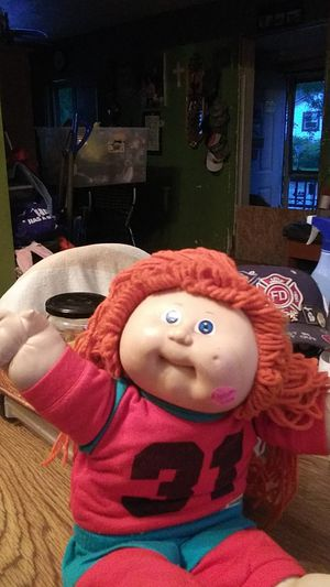 Cabbage patch kids doll for Sale in Kaleva, MI