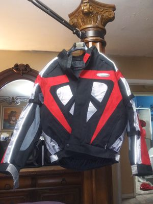 Motorcycle jacket for Sale in Prattville, AL