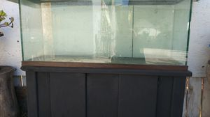 60 galons fish tank for Sale in Colton, CA