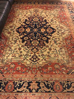 Oriental Persian Design Rug for Sale in Centreville, VA