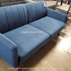 NEW, FUTON BED, NAVY COLOR, SKU#TC6810465 for Sale in Santa Ana,  CA