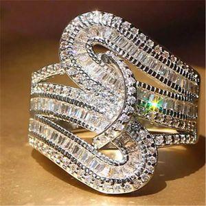 925 Sterling Silver Ring - Asscher Cut 💍 for Sale in Las Vegas, NV
