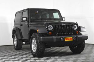 2012 Jeep Wrangler for Sale in Puyallup, WA