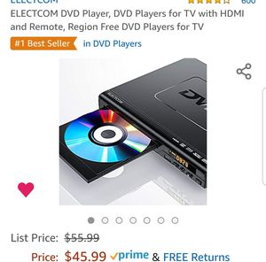 DVD player for Sale in Temple Hills, MD