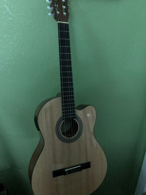 Lucero Classical Guitar. for Sale in Fort Worth, TX