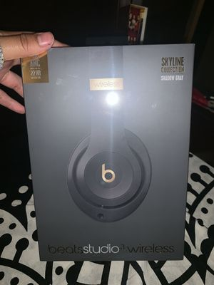 Beats Studio 3 Wireless Headphones for Sale in South San Francisco, CA