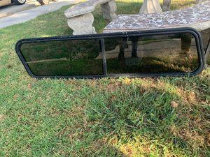 2 Mini truck camper shell side windows for Sale in Santa Fe Springs, CA