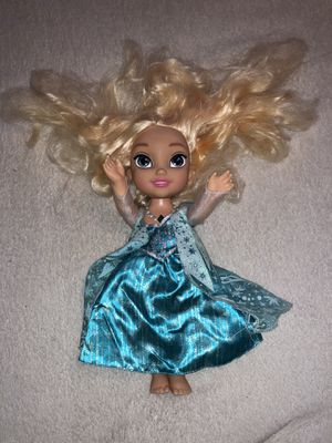 ELSA DOLL from FROZEN ❄️ for Sale in Strongsville, OH