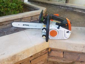 Stihl 192t Arborist Chainsaw for Sale in Las Vegas, NV