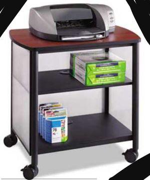 New!! Machine stand, printer stand, storage machine stand, bookcase, organizer, storage unit, rolling cart, office cart, business equipment, office for Sale in Phoenix, AZ