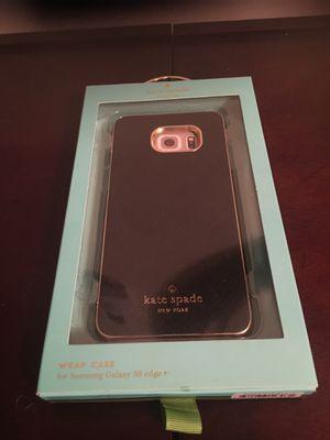 Kate Spade Samsung Galaxy S6 Edge Plus Phone Case (New) for Sale in Richmond, VA