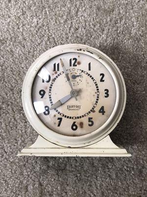 Antique Ingraham Alarm Clock Eight Day Clock for Sale in Napa, CA