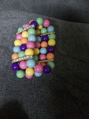 Colorful beads bracelet for Sale in Hawthorne, CA