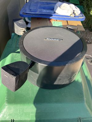 Bose freespace 3 series 2 omni pendant mount for Sale in Scottsdale, AZ