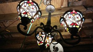 Tiffany like chandelier for Sale in Plant City, FL