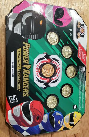 Power Rangers Lightning Collection Power Morpher for Sale in Pitcairn, PA