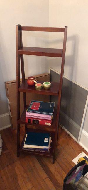 Wood ladder shelf for Sale in Brookline, MA