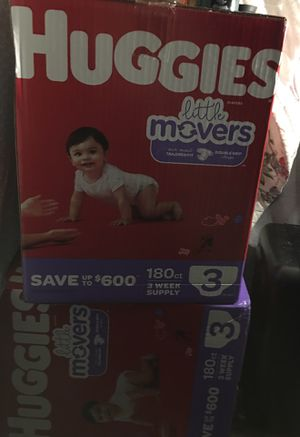 Huggies brand new diapers for Sale in Henderson, NV