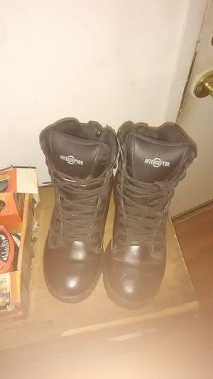 7 1/2 interceptor work boots for Sale in Washington, DC