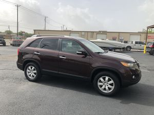 2011 Kia Sorento LX 1 Owner, Great Service Records and Good CarFax for Sale in Round Rock, TX