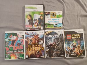 Wii Games for Sale in Hagerstown, MD