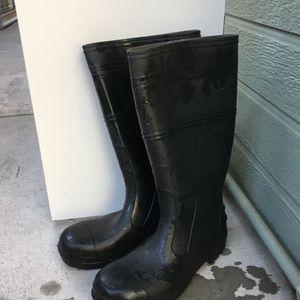 Men's Rain Boot Galoshes Sz 10 for Sale in Huntington Beach, CA