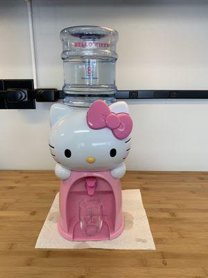 Hello kitty water dispenser for Sale in Bakersfield, CA