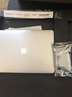 Brand New Apple MacBook Air 13.3-inch 2.2GHz Cote i7 8 GB RAM 512 GB ReNewed Now for Only $850!! for Sale in Los Angeles, CA